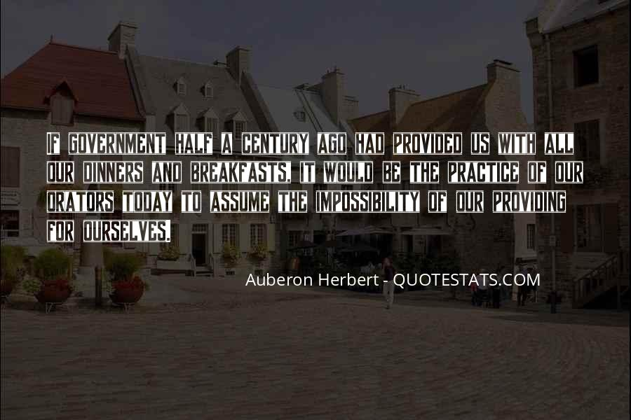 Quotes About Auberon #298241