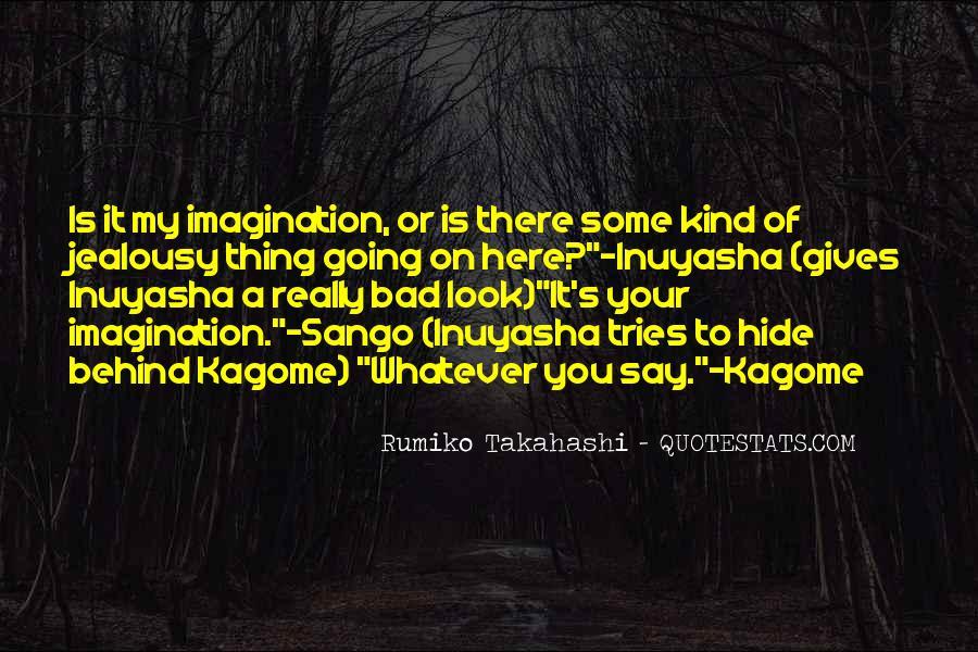 Sango Quotes #434925