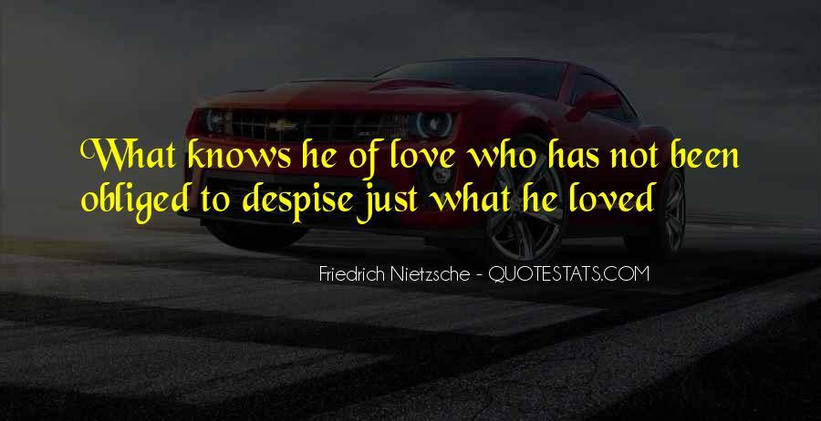 Quotes About Friedrich Nietzsche #13762