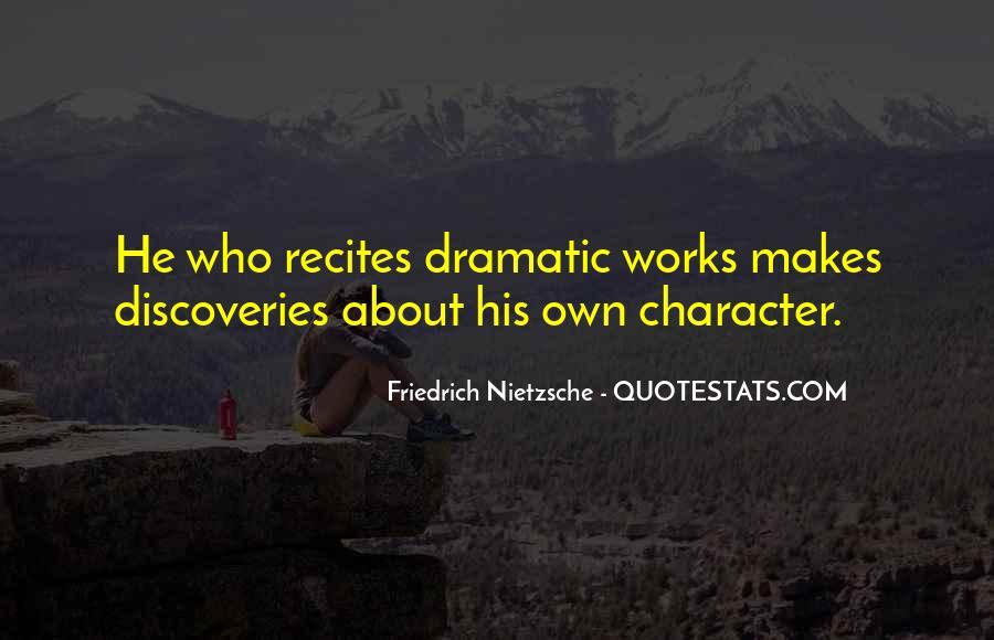 Quotes About Friedrich Nietzsche #21598