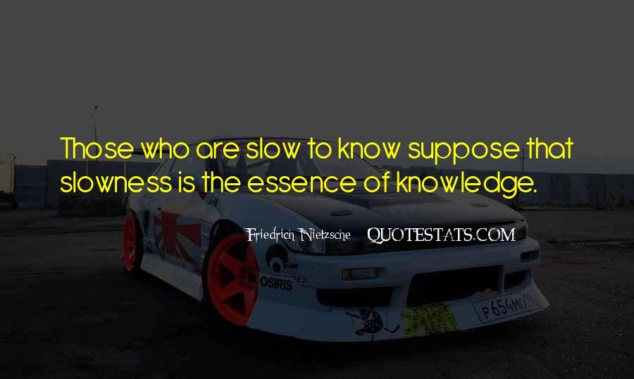 Quotes About Friedrich Nietzsche #2544