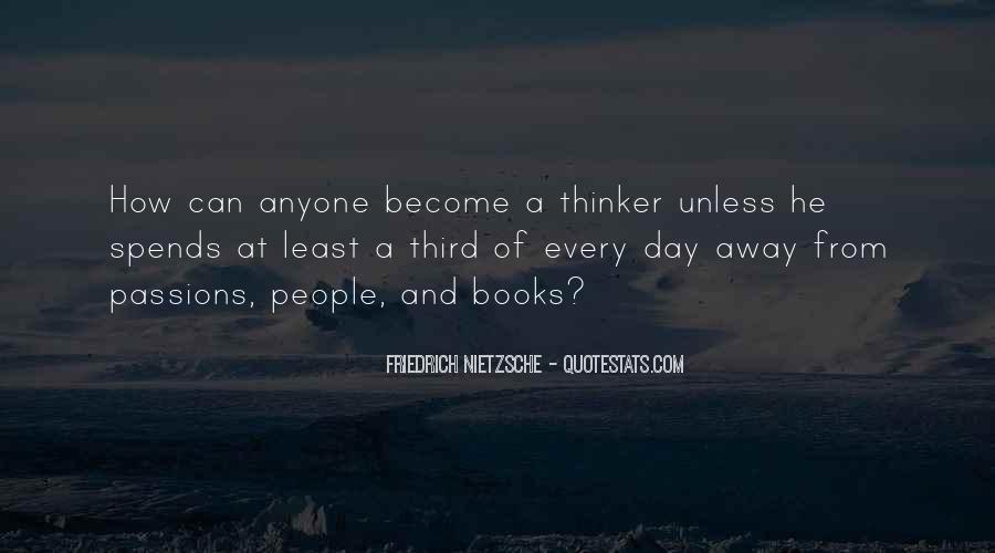 Quotes About Friedrich Nietzsche #42919