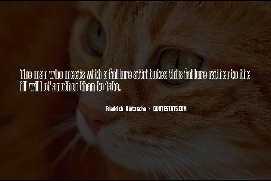 Quotes About Friedrich Nietzsche #43507