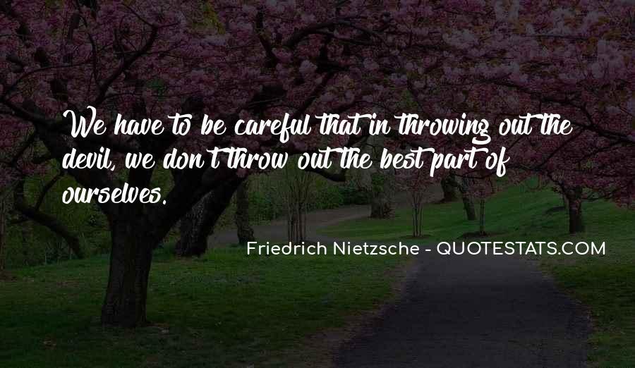 Quotes About Friedrich Nietzsche #45923