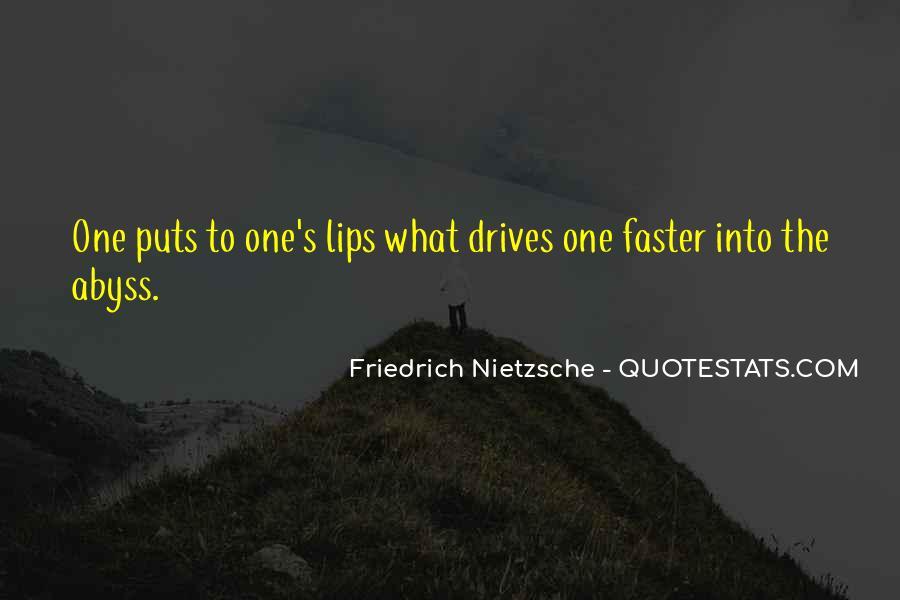 Quotes About Friedrich Nietzsche #51022