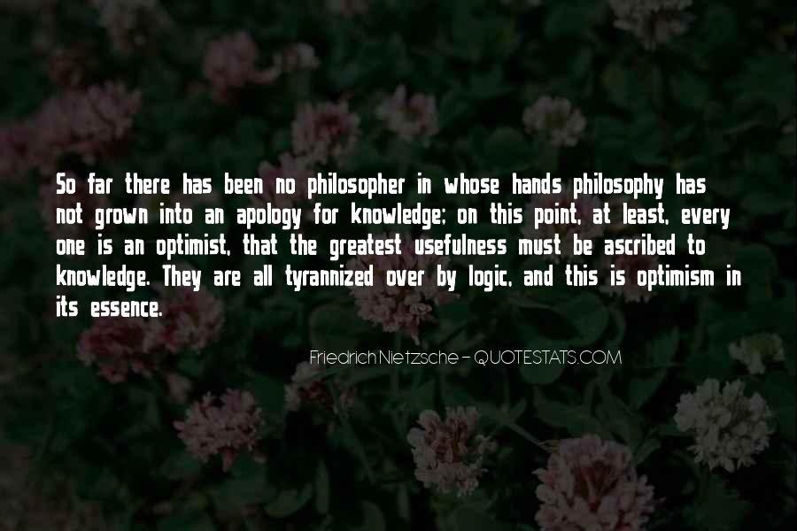 Quotes About Friedrich Nietzsche #51365