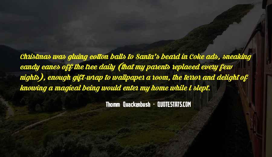 Santa Claus Gift Quotes #1786667
