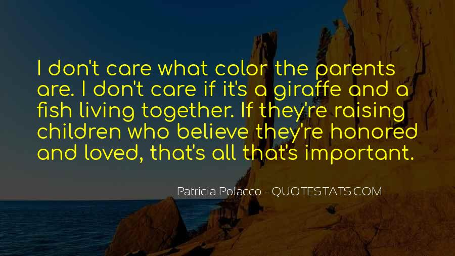 Quotes About Patricia Polacco #1197884