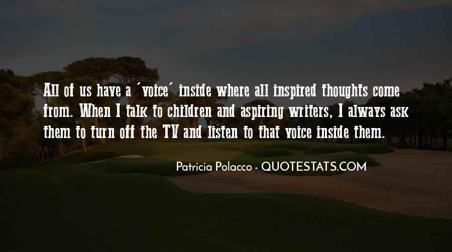 Quotes About Patricia Polacco #1304683