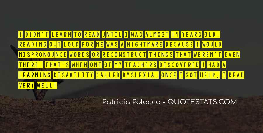 Quotes About Patricia Polacco #261090