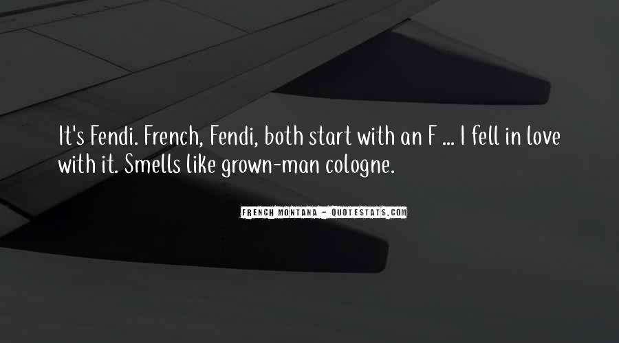 Quotes About French Montana #1656539