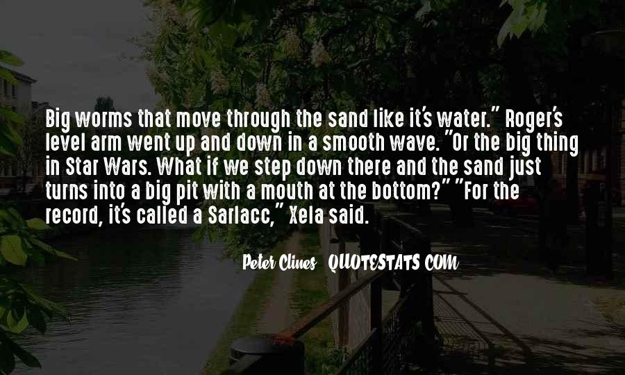 Sarlacc Pit Quotes #1262344