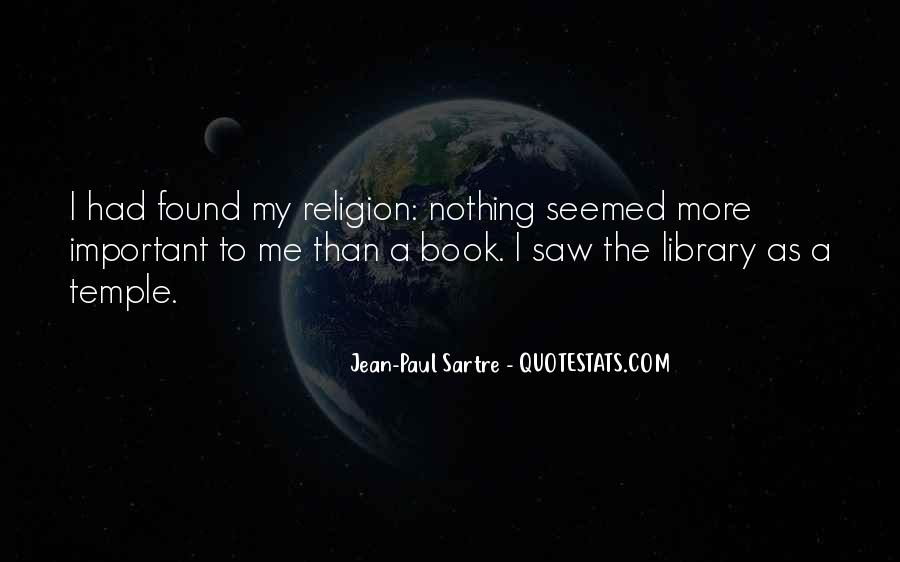 Sartre Nothing Quotes #1615667