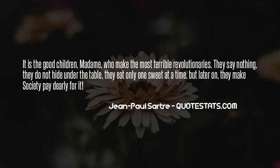 Sartre Nothing Quotes #490765