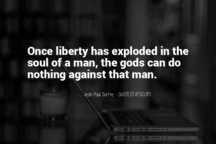 Sartre Nothing Quotes #949671