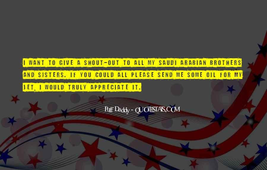 Saudi Arabian Quotes #1810686