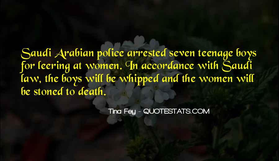 Saudi Arabian Quotes #778864