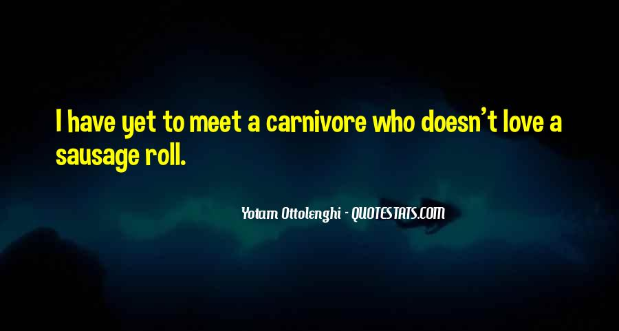 Sausage Roll Quotes #1623177