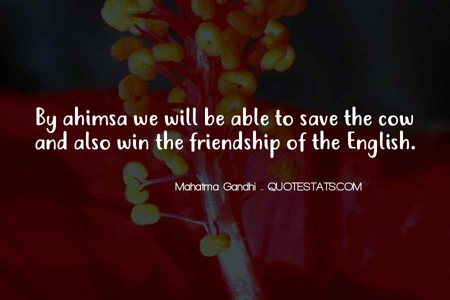 Save A Friendship Quotes #266793