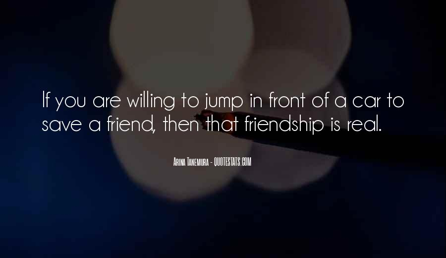 Save A Friendship Quotes #503039