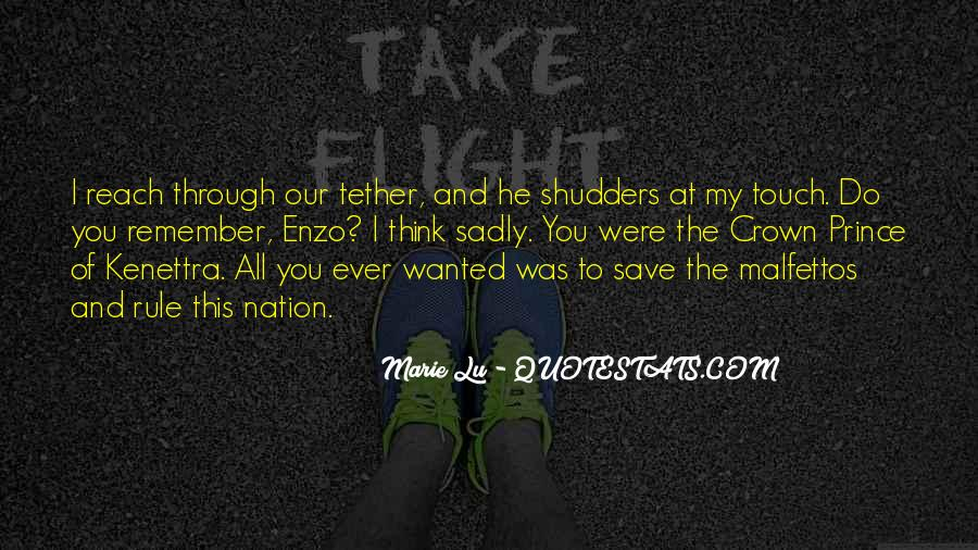 Save The Nation Quotes #1503308