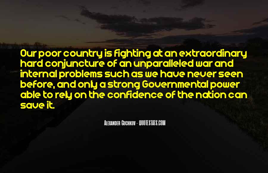 Save The Nation Quotes #1623544