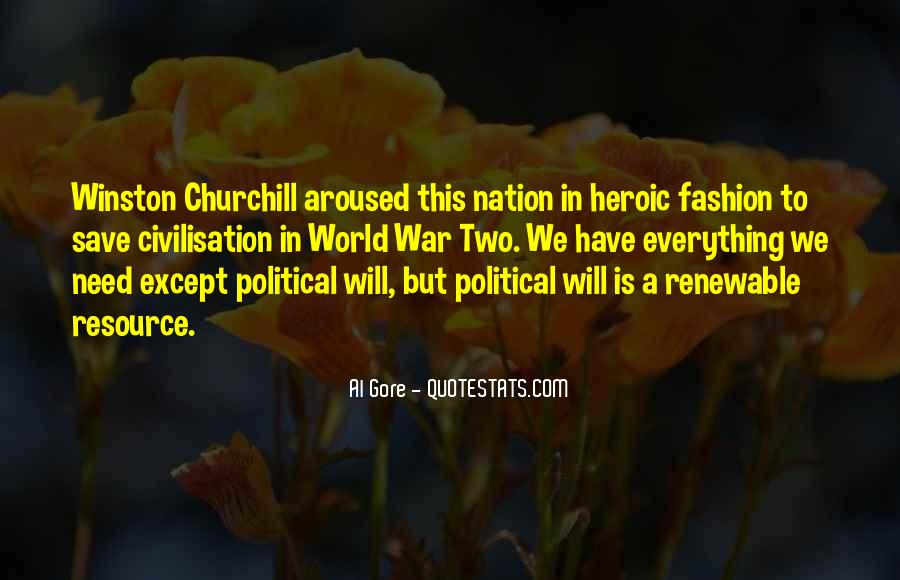 Save The Nation Quotes #1669736