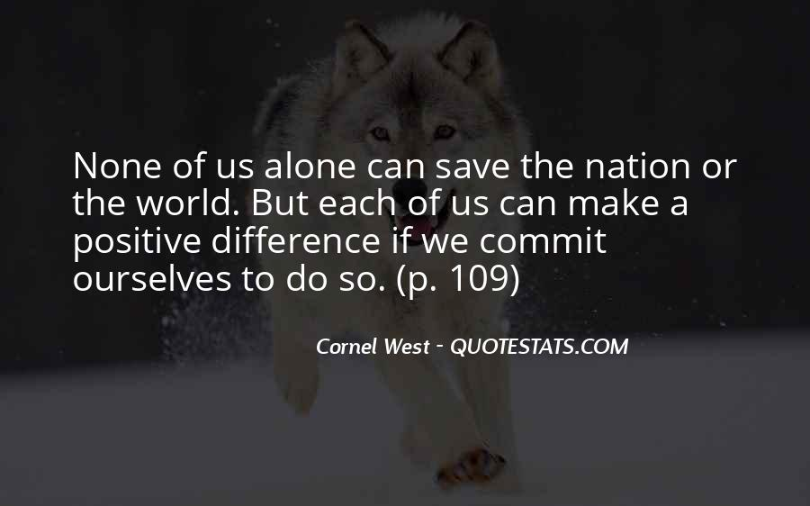 Save The Nation Quotes #1802053