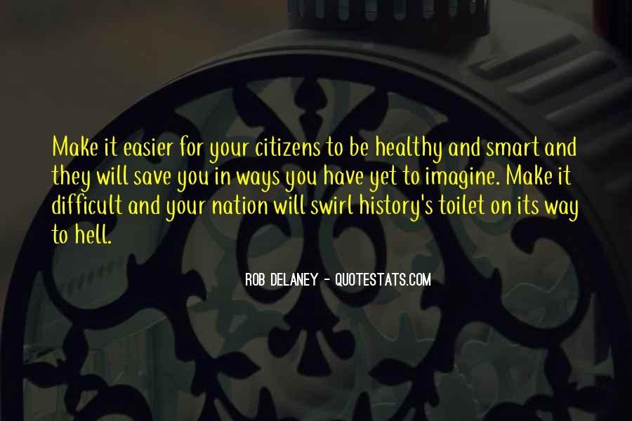 Save The Nation Quotes #429344
