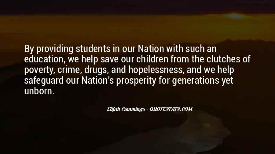 Save The Nation Quotes #449507