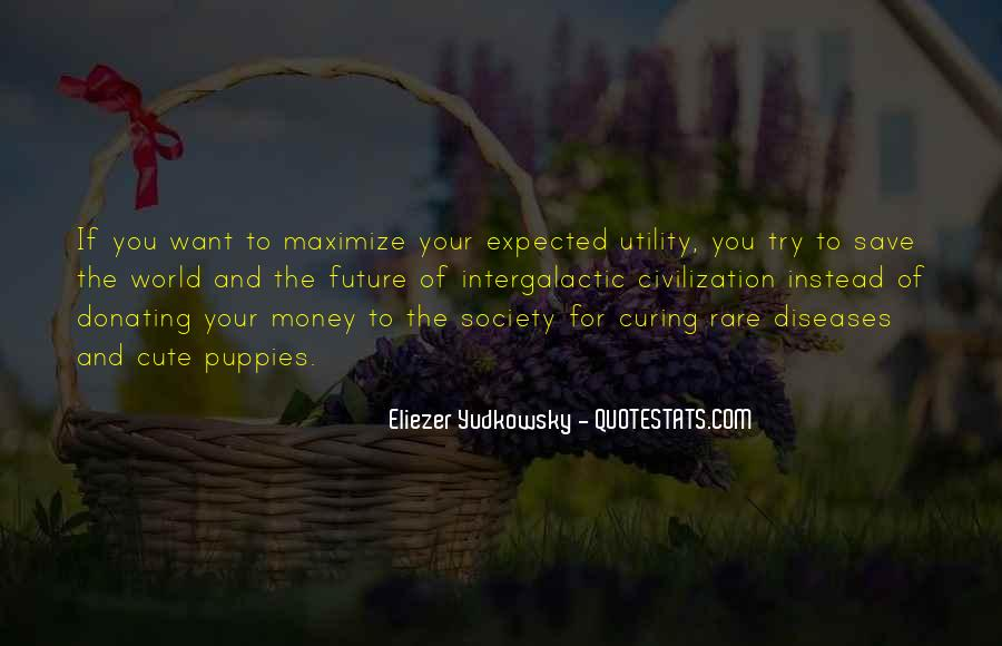 Save Your Money Quotes #1202460