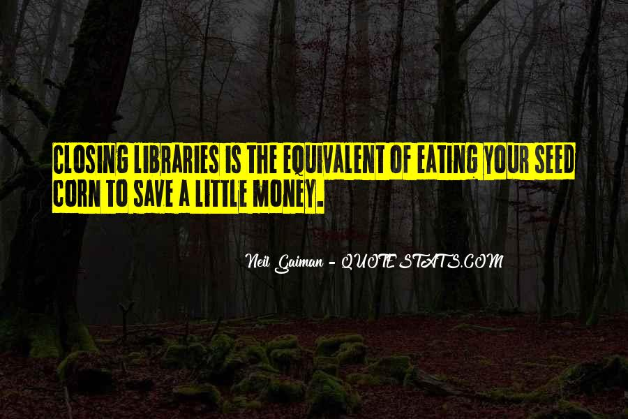 Save Your Money Quotes #1599612