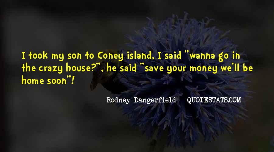 Save Your Money Quotes #303458