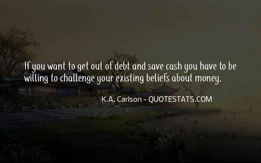 Save Your Money Quotes #808091