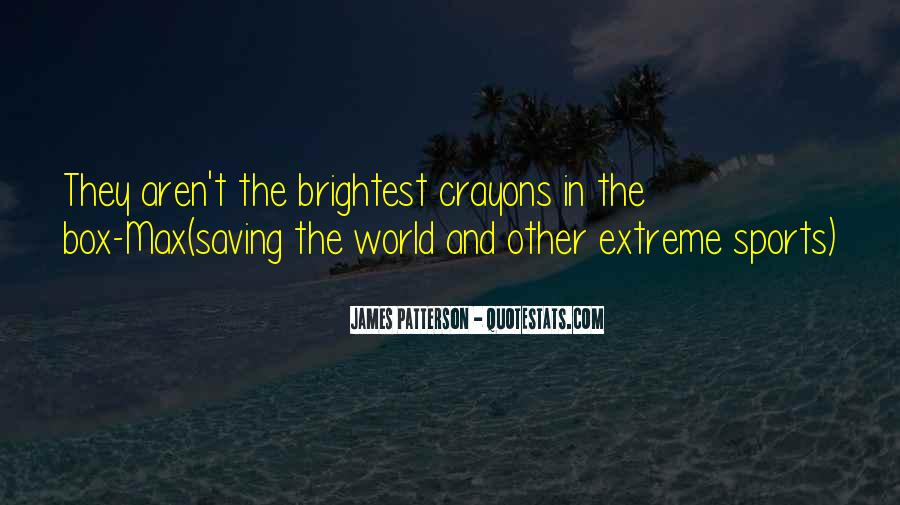 Saving Max Quotes #1858699