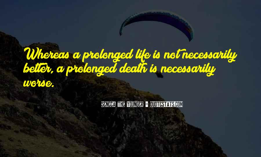Quotes About Suicidal Death #1761503