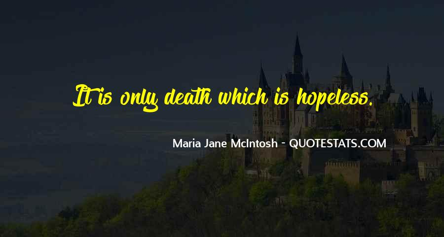 Quotes About Suicidal Death #270645