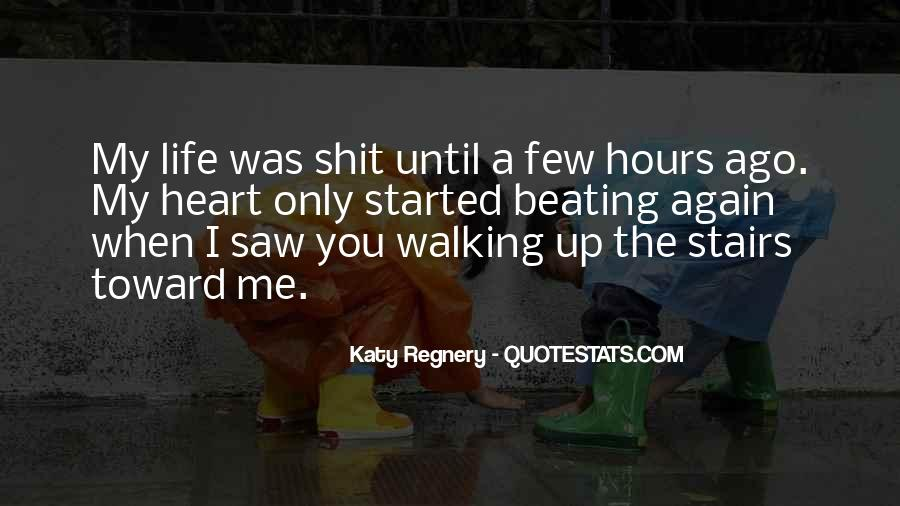 Saw You Again Quotes #1845376