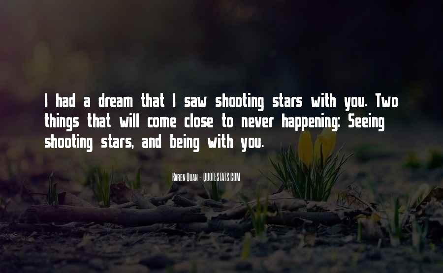 Saw You In Dream Quotes #1167977