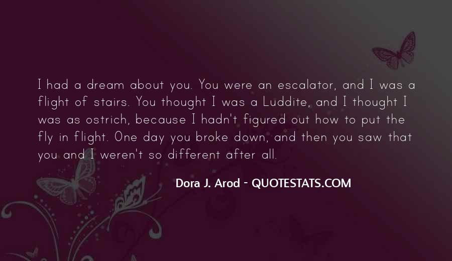 Saw You In Dream Quotes #283539