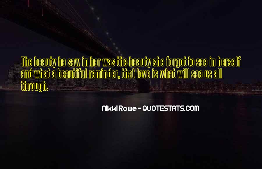 Saw You In Dream Quotes #288382
