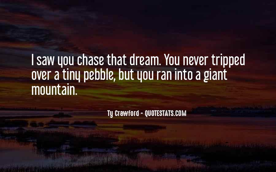 Saw You In Dream Quotes #358687