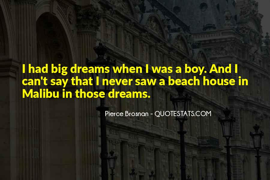 Saw You In Dream Quotes #54074