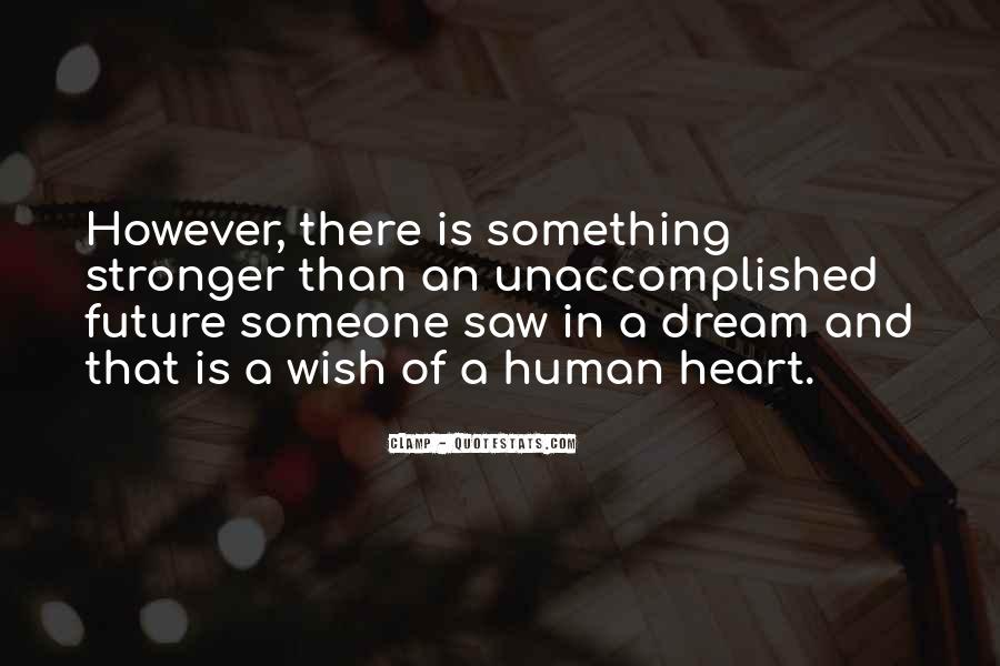 Saw You In Dream Quotes #607579