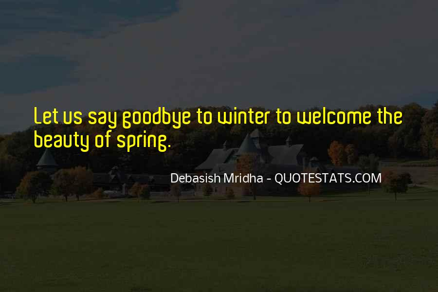 Say Goodbye To Her Quotes #155779