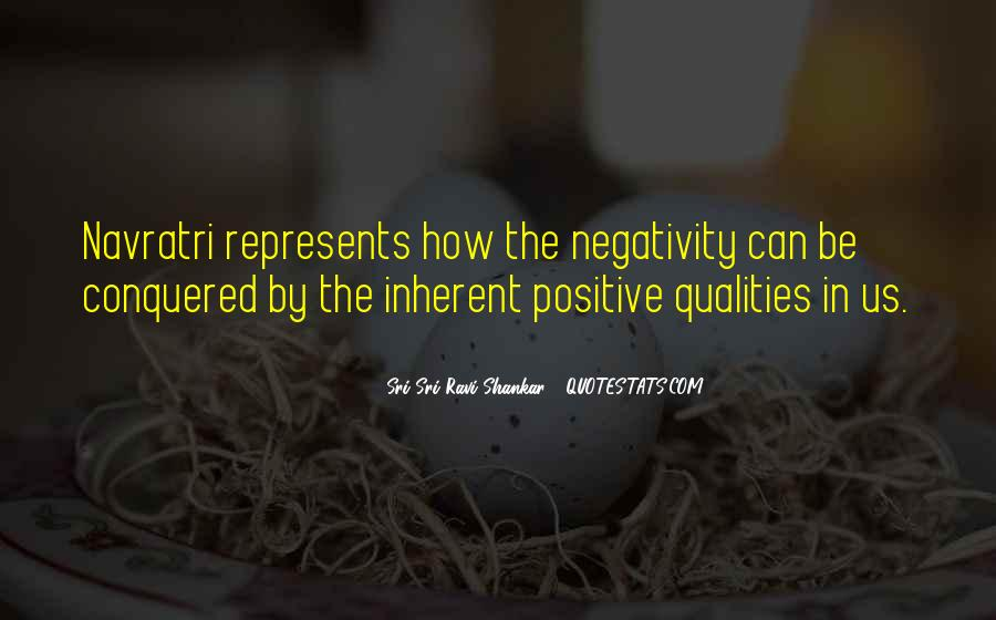 Say No To Negativity Quotes #161978