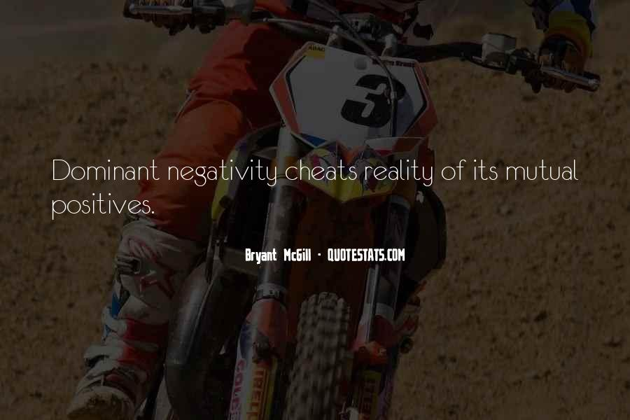Say No To Negativity Quotes #198923