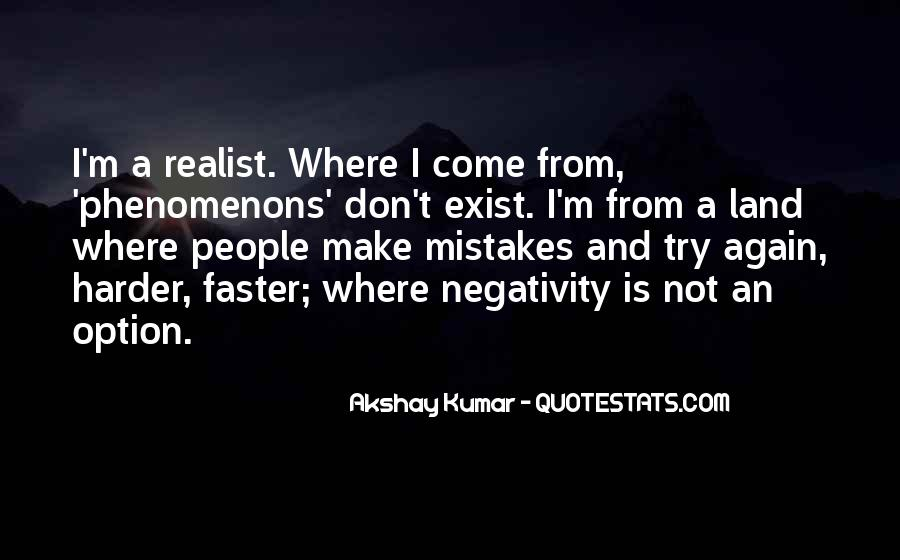Say No To Negativity Quotes #215593