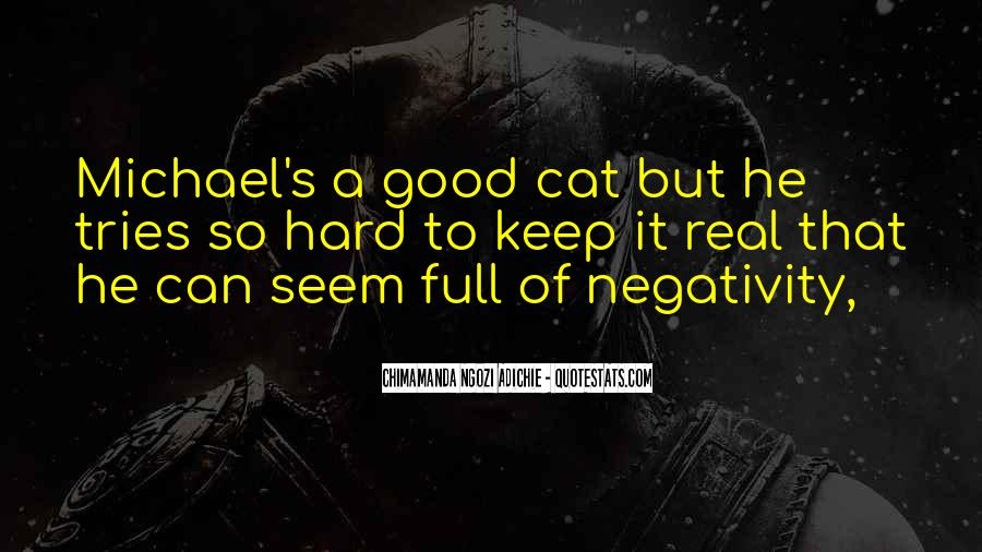 Say No To Negativity Quotes #219876