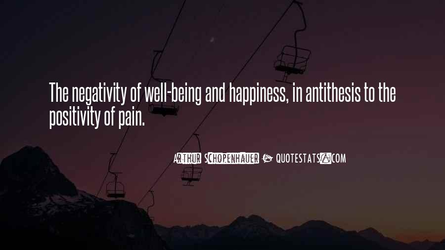 Say No To Negativity Quotes #342637